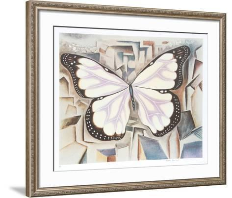 Los Angeles Trip-Alvaro Guillot-Framed Art Print