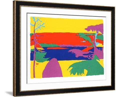 Kaleidoscope III-John Grillo-Framed Art Print