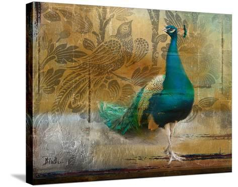 Feathered Dreams II-Patricia Pinto-Stretched Canvas Print