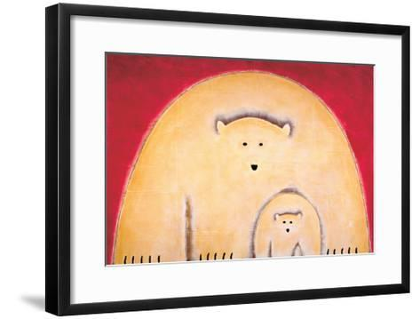Paco-Jimmy Wright-Framed Art Print
