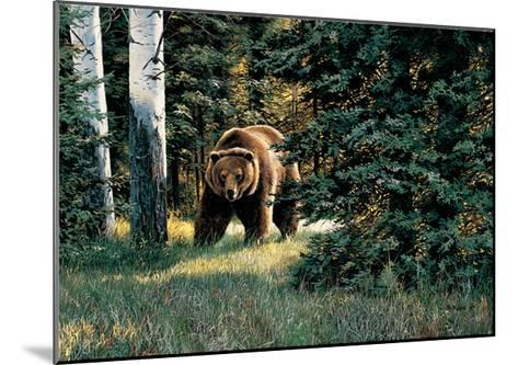 On The Move-Andrew Kiss-Mounted Art Print