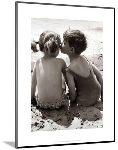 Seaside Romance--Mounted Giclee Print