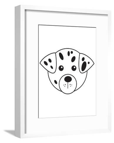 Dalmation--Framed Art Print