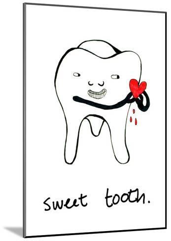 Sweet Tooth--Mounted Art Print