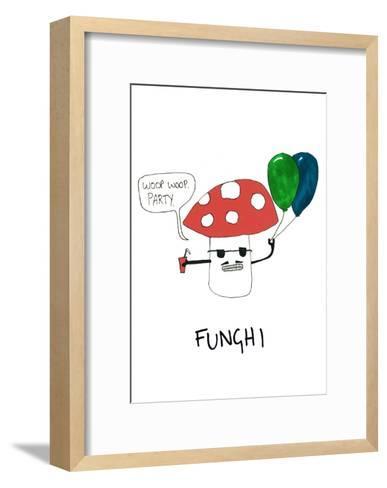 Fungi--Framed Art Print