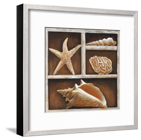 From the Ocean III-Ted Broome-Framed Art Print