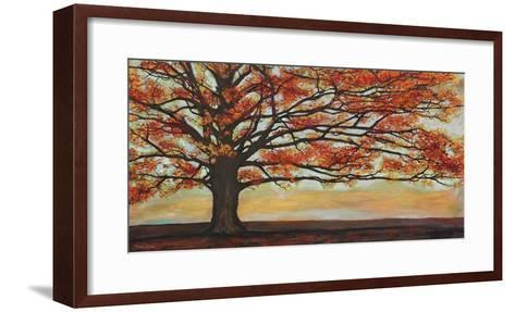 Red Oak-Jan Eelder-Framed Art Print