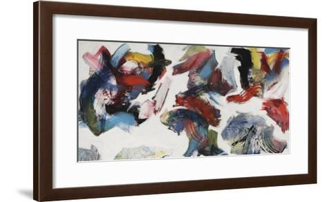 Pensieri in un interno-Nino Mustica-Framed Art Print