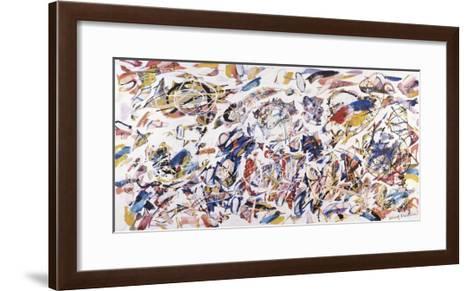 Arie colorate, 1993-Nino Mustica-Framed Art Print