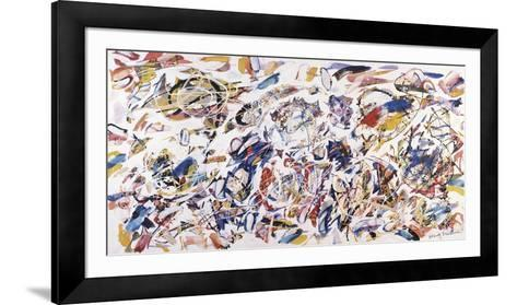Arie colorate, 1993-Nino Mustica-Framed Art Print