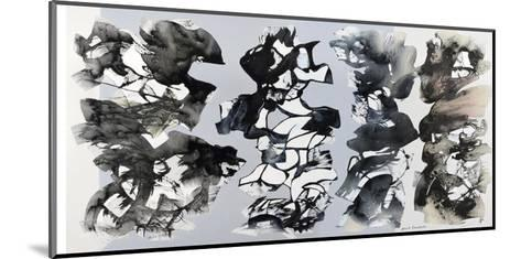 Venerdi 19 novembre 2010-Nino Mustica-Mounted Art Print