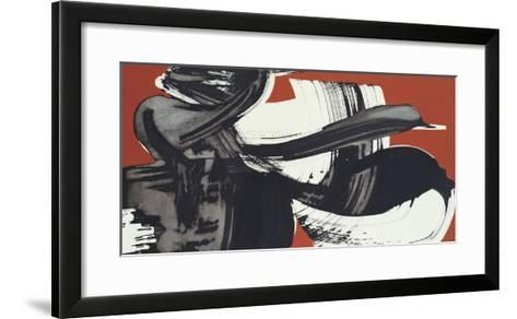 Sabato 20 luglio 1996-Nino Mustica-Framed Art Print