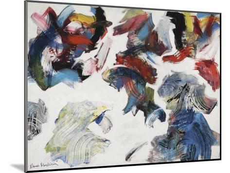 Pensieri in un interno-Nino Mustica-Mounted Art Print