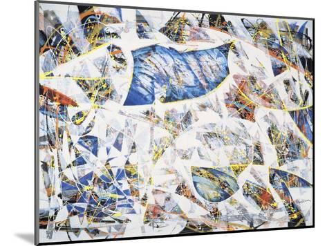 Almeno una volta, 1992-Nino Mustica-Mounted Art Print