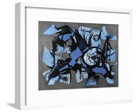 Martedi 2 marzo 2010-Nino Mustica-Framed Art Print