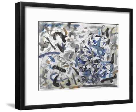 Desiderio di danza-Nino Mustica-Framed Art Print