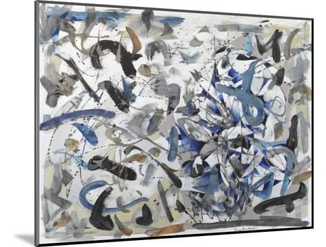 Desiderio di danza-Nino Mustica-Mounted Art Print
