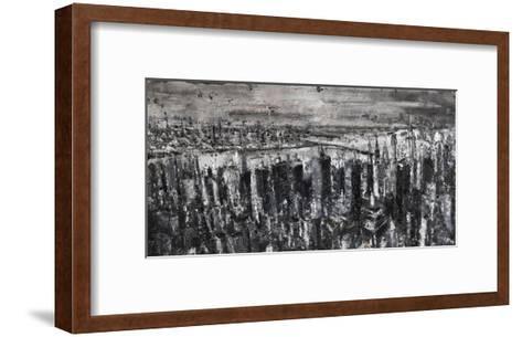 NYC 2-Paolo Ottone-Framed Art Print