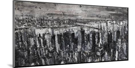 NYC 2-Paolo Ottone-Mounted Art Print