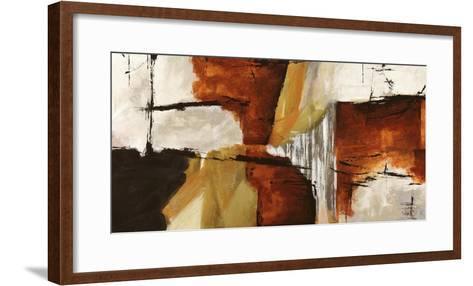 Of Wood and Stone-Jim Stone-Framed Art Print