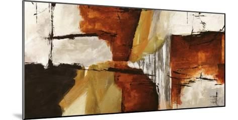 Of Wood and Stone-Jim Stone-Mounted Art Print