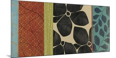 Botanical Collage-Danielle Hafod-Mounted Art Print