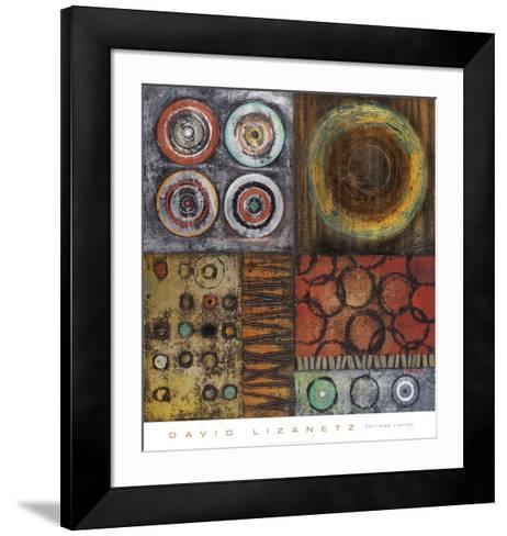 Rotate I-David Lizanetz-Framed Art Print