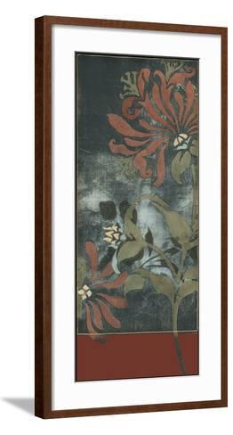 Silhouette Tapestry I-Jennifer Goldberger-Framed Art Print