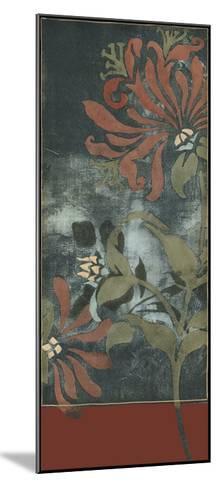 Silhouette Tapestry I-Jennifer Goldberger-Mounted Giclee Print