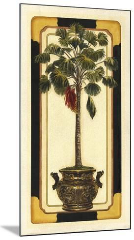 Peaceful Palm II-Deborah Bookman-Mounted Giclee Print