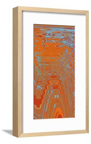Reflections II-Ricki Mountain-Framed Art Print