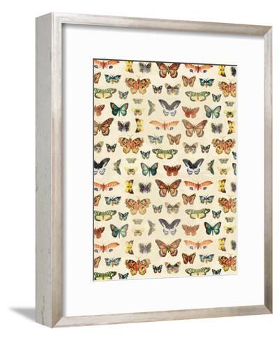 Butterflies-Jace Grey-Framed Art Print