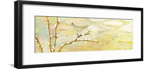 Watching the Clouds No. 3-Jennifer Lommers-Framed Art Print