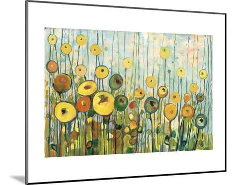 I?ll Meet You For Martinis in the Poppy Garden-Jennifer Lommers-Mounted Giclee Print