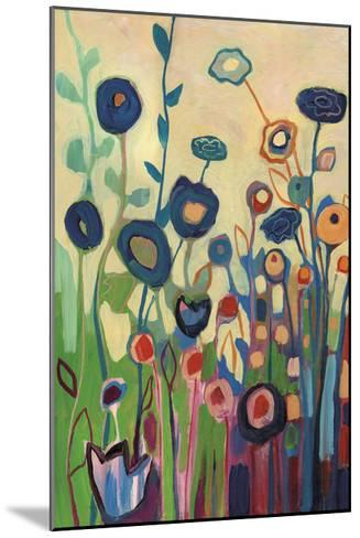 Meet Me In My Garden Dreams Pt. 1-Jennifer Lommers-Mounted Giclee Print