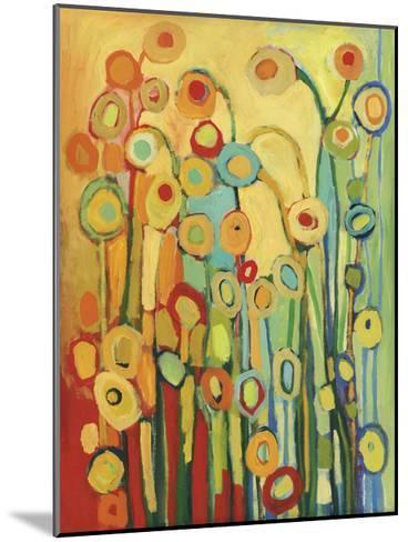 Dance of the Poppy Pods-Jennifer Lommers-Mounted Art Print