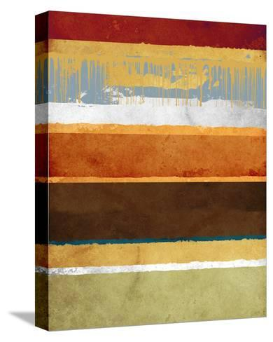 After Rothko II-Curt Bradshaw-Stretched Canvas Print