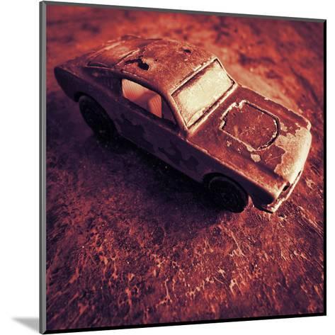 Matchbox Mustang III-Jean-Fran?ois Dupuis-Mounted Art Print