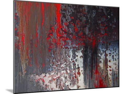 Abstract Panel II-Jean-Fran?ois Dupuis-Mounted Art Print