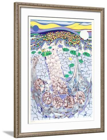 Oslo-Risaburo Kimura-Framed Art Print