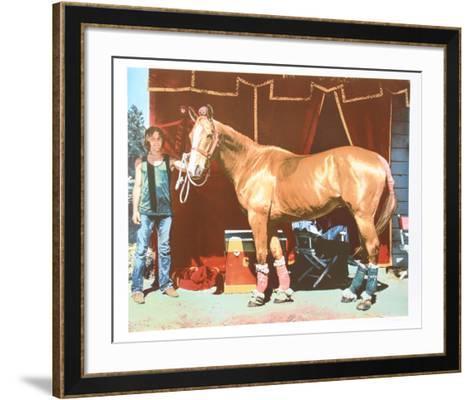The Boilermaker-Richard McLean-Framed Art Print