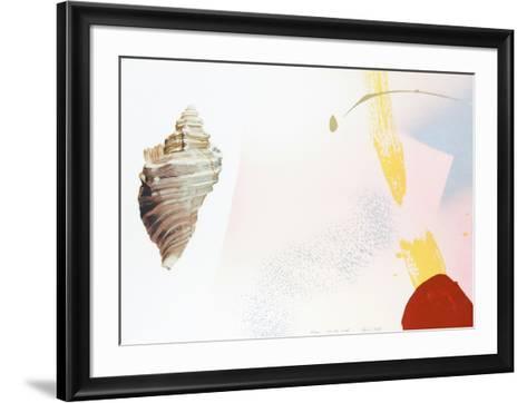 In the clear-Michael Knigin-Framed Art Print