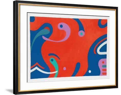 Aquarius-Kyohei Inukai-Framed Art Print