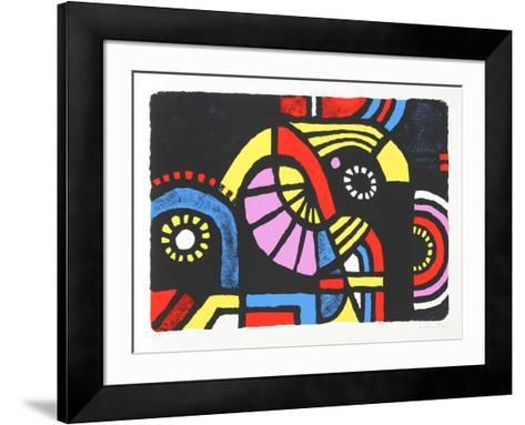 Coney Island-Kyohei Inukai-Framed Art Print