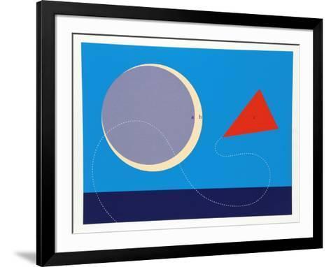 Eclipse I-Kyohei Inukai-Framed Art Print