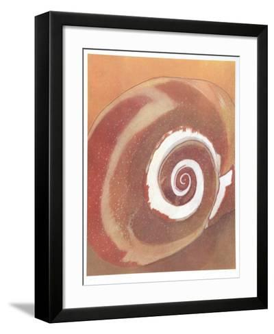 Intergalactic #4-Jill O'Connell-Framed Art Print