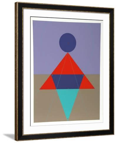 Idea-Kyohei Inukai-Framed Art Print