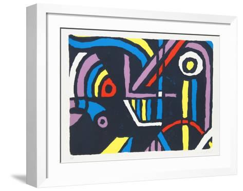 Index-Kyohei Inukai-Framed Art Print