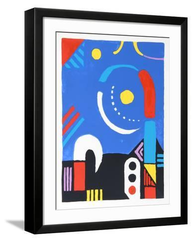 The Signal-Kyohei Inukai-Framed Art Print