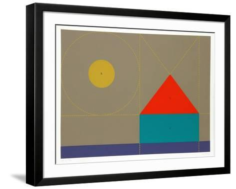 Under the Sun-Kyohei Inukai-Framed Art Print